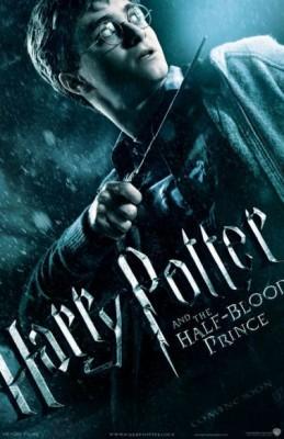 Affiche du film : Harry Potter et le Prince de sang mêlé